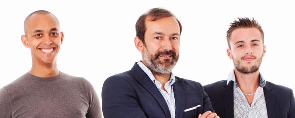 Joachim MENAGER – Dirigeant de l'entreprise Quotex