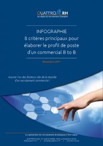 Infographie Critères De Définition D'un Profil Commercial